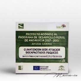 "Rótulo Cerámico "" Andalucía """