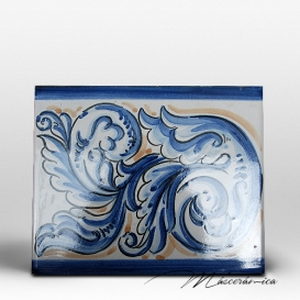 "Azulejo Artesanal "" Renacimiento """