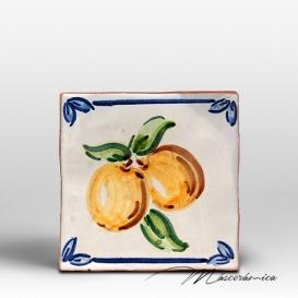 Azulejo Rústico Orange