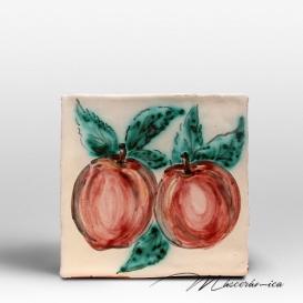"""Azulejo Rústico """" Manzana """""""