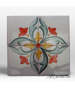 Z calo de cer mica artesanal adelfa cer mica art stica for Zocalos de ceramica