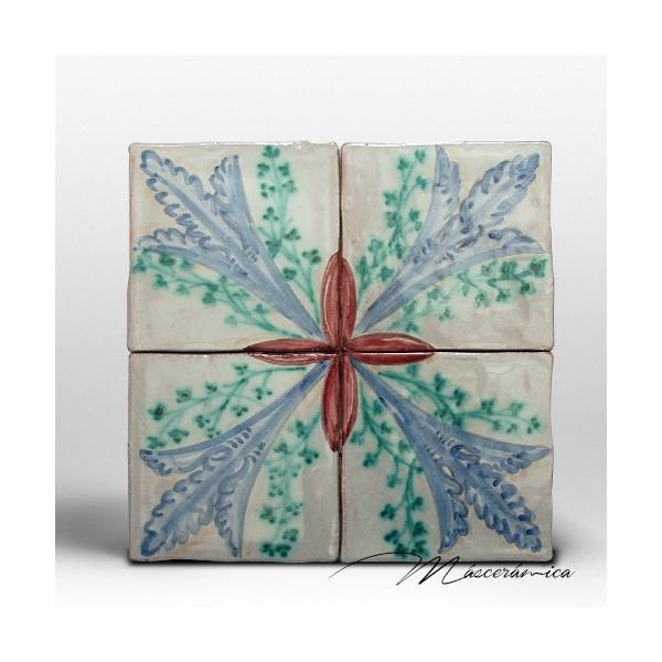 Z calo de cer mica artesanal verbena cer mica for Zocalos de ceramica