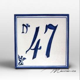 Número de Cerámica 47