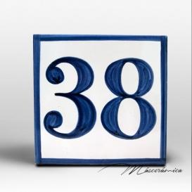 Número de Cerámica 38
