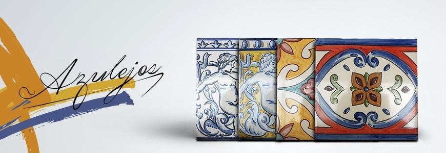 Azulejos de cer mica cer mica art stica online for Azulejos de ceramica
