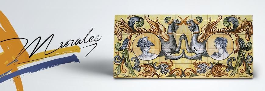 Murales de cer mica cer mica art stica online - Murales de ceramica ...