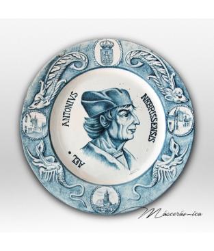 "Plato de cerámica ""Elio"""