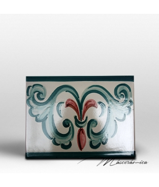 "Azulejo Artesanal ""Florentina"""