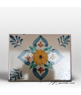 "Azulejo Artesanal ""Diamantina"""