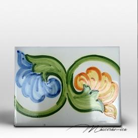 Azulejo artesanal cadiz 2 cer mica art stica online for Azulejos cadiz