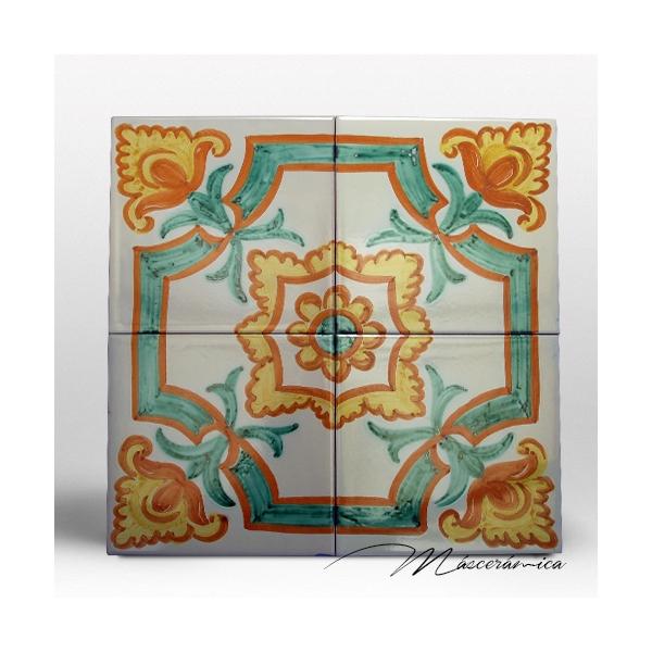 Z calo de cer mica artesanal melia cer mica art stica for Zocalos de ceramica
