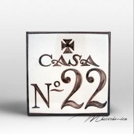 Número de Cerámica 22