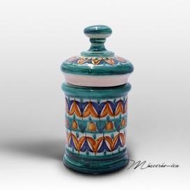 Tarro de Farmacia de Ceramica Árabe Oriana