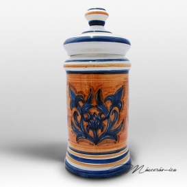 Tarro de Farmacia de Ceramica Arabe Sadya