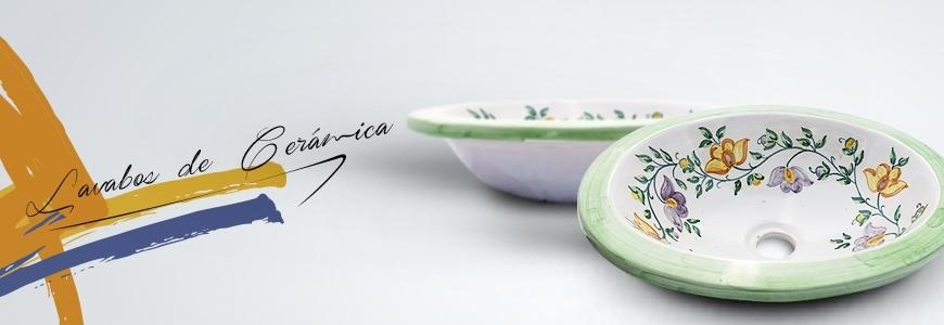 Lavabos de cer mica cer mica art stica online for Lavabos de ceramica